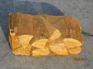 Zakje Essenhout (20 litr) afhalen